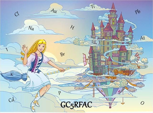 GC5RFAC Tita Toverraadsel