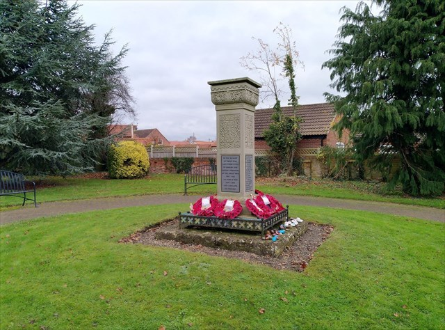 War Memorial, Long Bennington