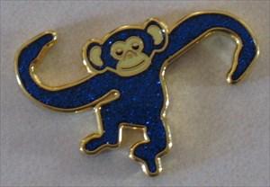 Monkey Business Blue