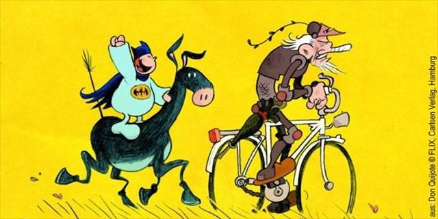 Don Quijote von Felix Görmann