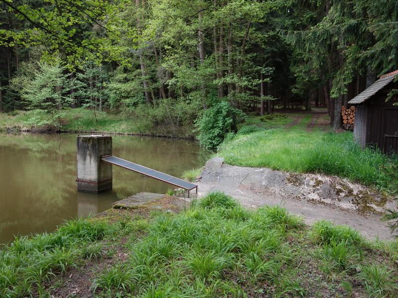 Rybník Kopytnářka