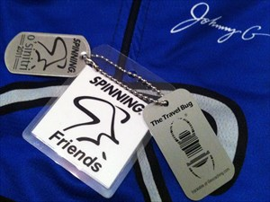 HuberSports Spinning Friends TB