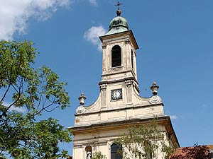 Kirche und Jesuitenresidenz St. Leopold