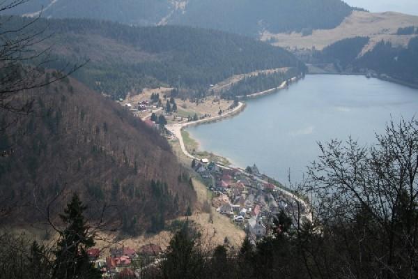 chata slovensky raj geocaching