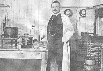 Valdemar Poulsen og hans Lysbue-sender