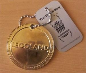 LEGOLAND Gold Medal