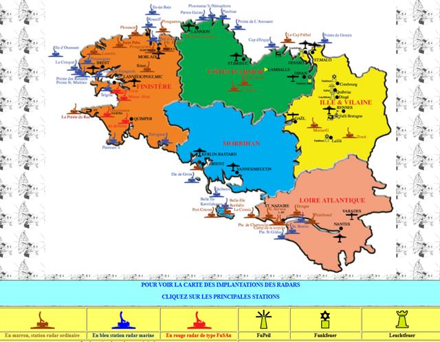 radars Bretagne