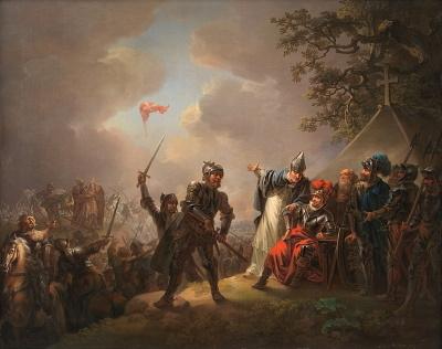 Schlacht von Lyndanisse 1219.
