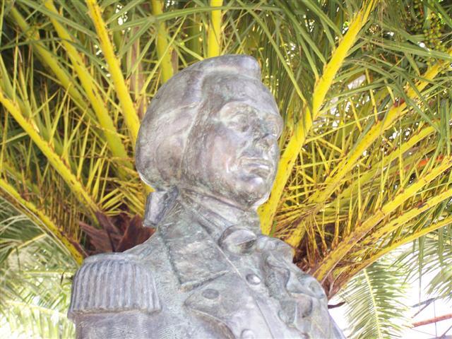 Busto de Eugénio dos Santos