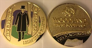 Woodland Trust Andrew Carnegie Coin