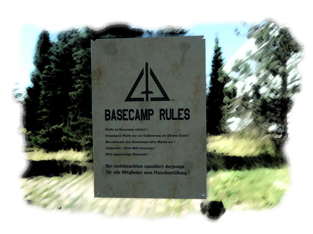 Basecamp Rules
