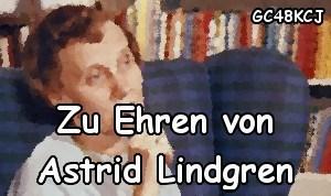 Zu Ehren von Astrid Lindgren