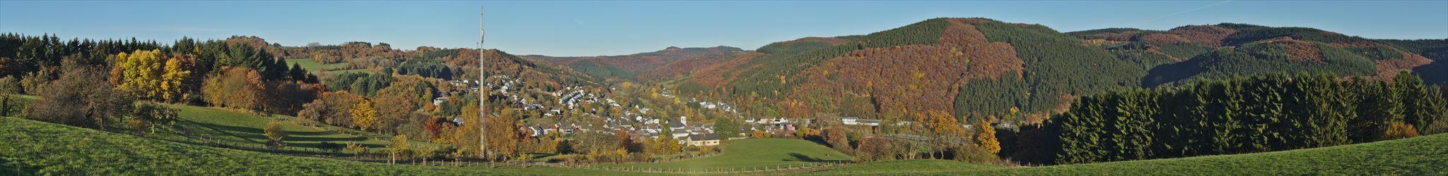 Birresborn Panoramabild