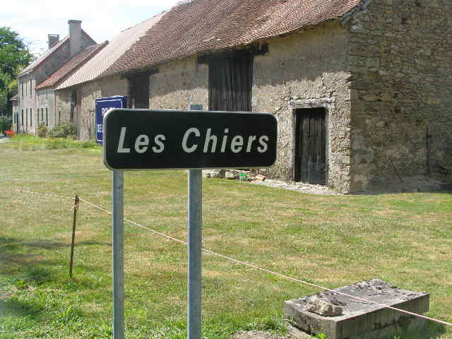 Les Chiers