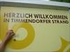 "Welcome ""Timmendorfer Strand"""