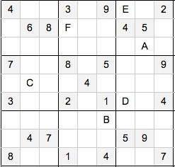GC3WN7W Sudoku Training: Hard (Unknown Cache) in Stockholm