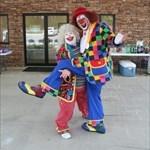 Dooley the Clown and Joy