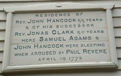 Hancock-Clark Parsonage