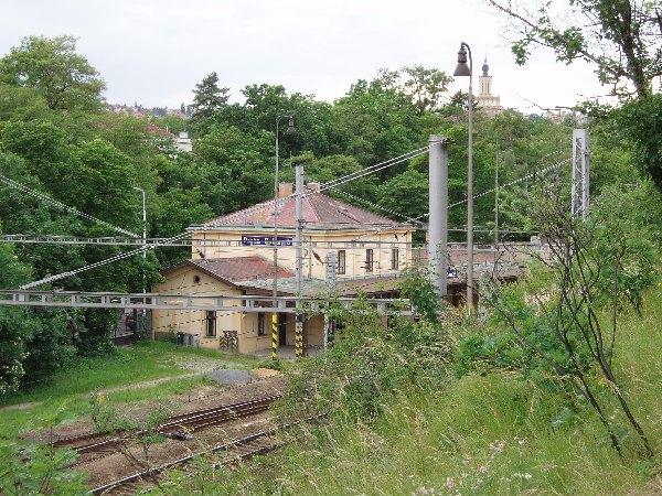 Nadrazi - Bubenec