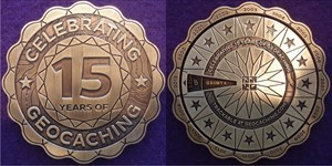 Ultimate 15 Years of Geocaching