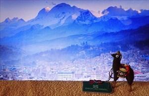 Tim in Huaraz