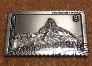 Swiss Matterhorn 2014 Silver - Frontsite