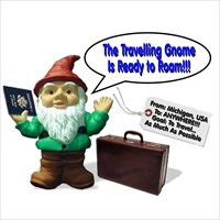 The Travelling Gnome