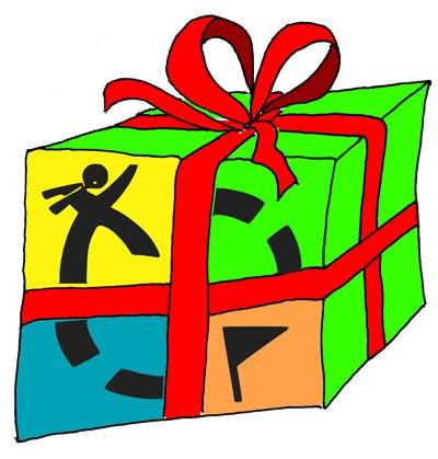 Es gibt Geschenke