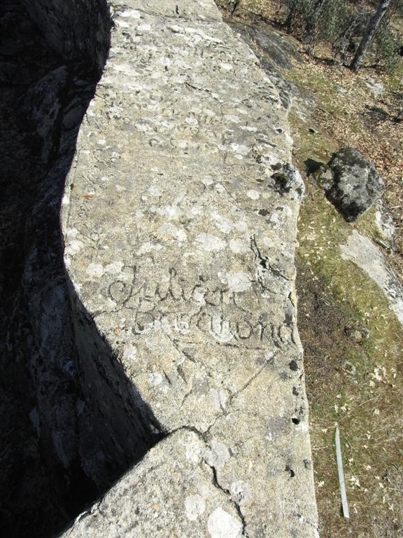 Mas inscripciones (Julian barahona)