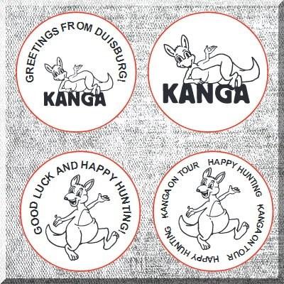 KANGAs Woodcoins