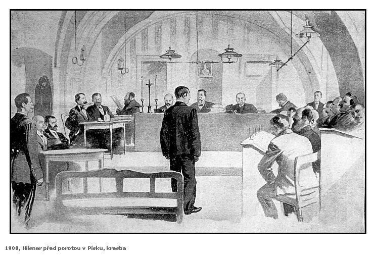 Soud v Pisku