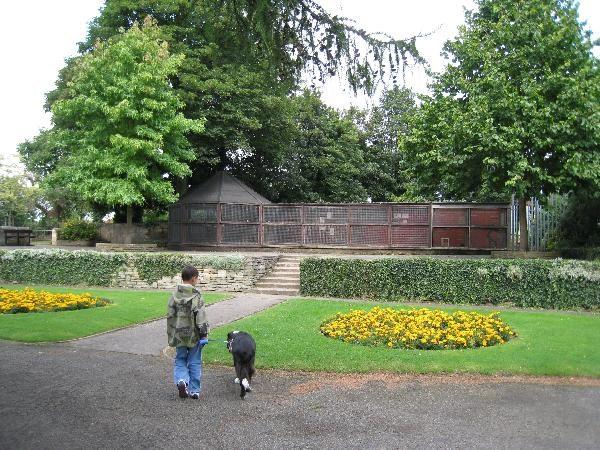 Hexthorpe flatts park
