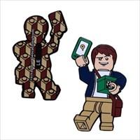 Cache Hunter Lego