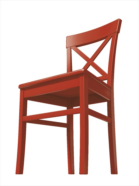 GC4Z7PF Die Mit Dem Roten Stuhl Traditional Cache In