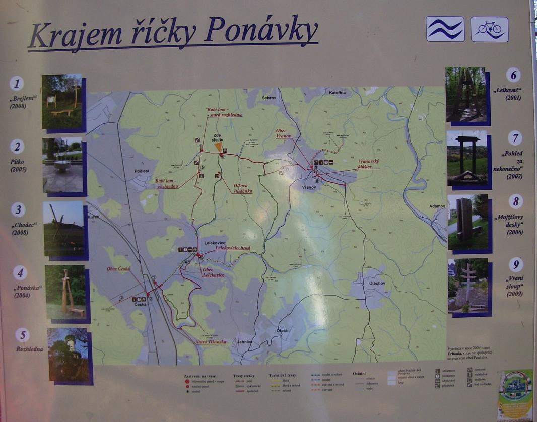 Gc42fgp Krajem Ricky Ponavky Multi Cache In Jihomoravsky Kraj