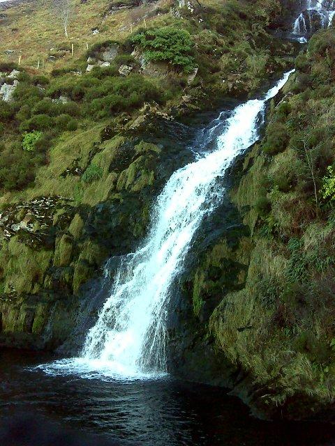 The Wee Waterfall