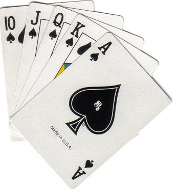 what is 4 aces in poker called me higher lyrics
