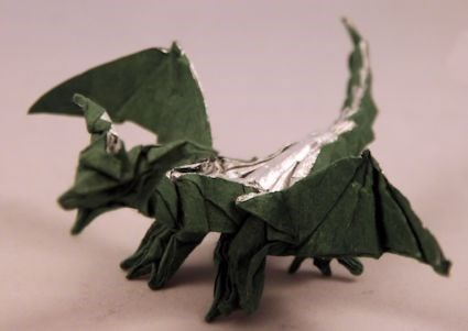 Darkness Dragon Von Tadashi Mori