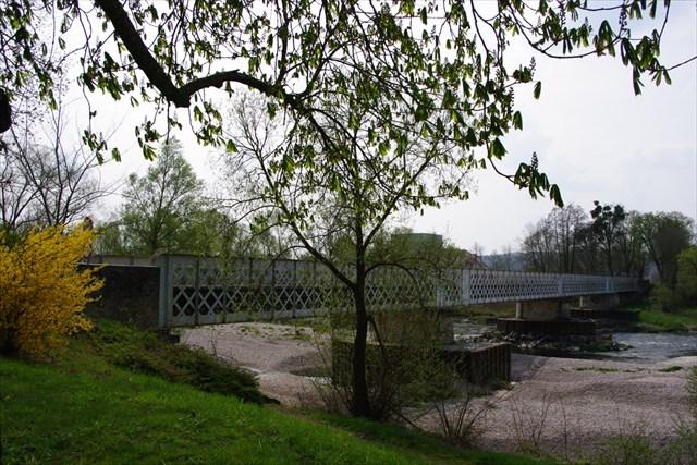 Le pont de Velle-sur-Moselle