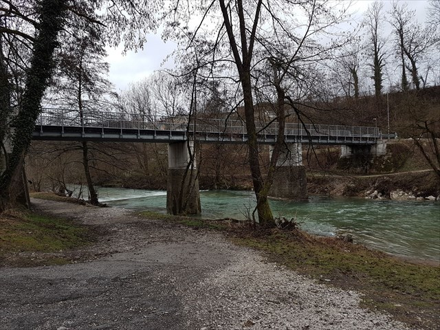 Most čez Kokro