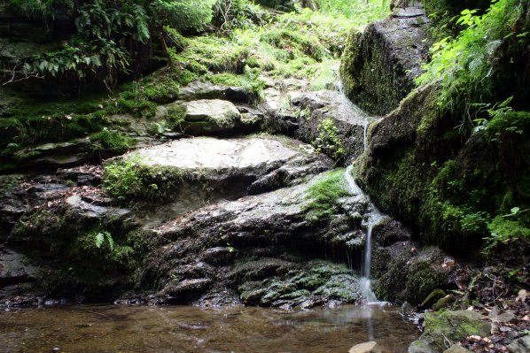 Horní Darovský vodopád