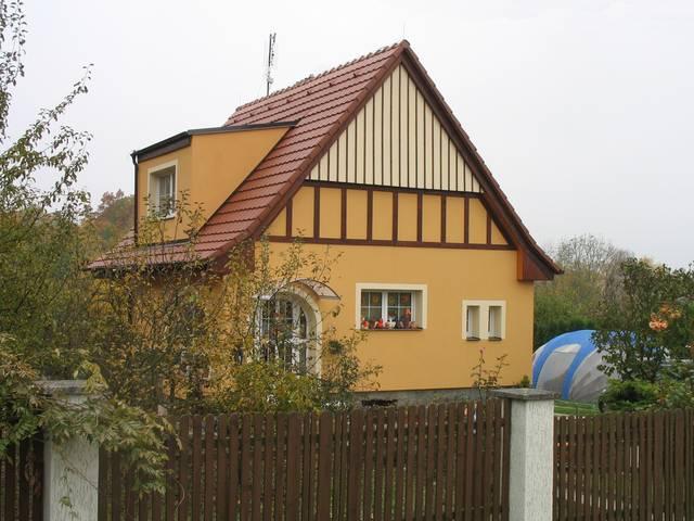 Původní stavení po rekonstrukci