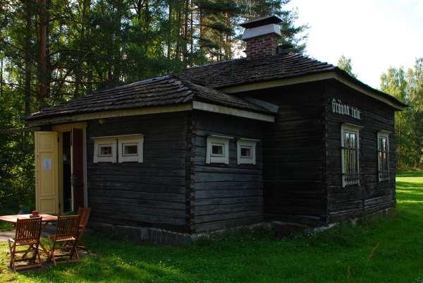 Natulin talo eli nykyinen Gränna talo