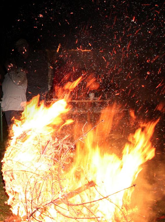 Feuer In Mecklenburg Vorpommern