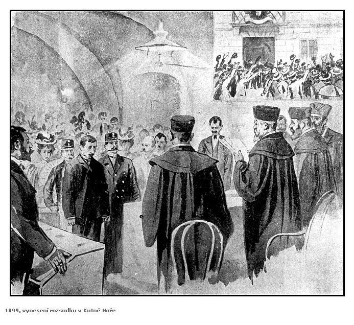 Soud v Kutne Hore