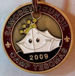 Camp Tesomas