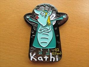 Kathi - 11. von 12 Elfen (Vorderseite)