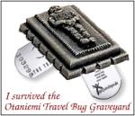 I survived the Otaniemi Trave Bug Graveyard