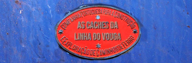 As caches da Linha do Vouga