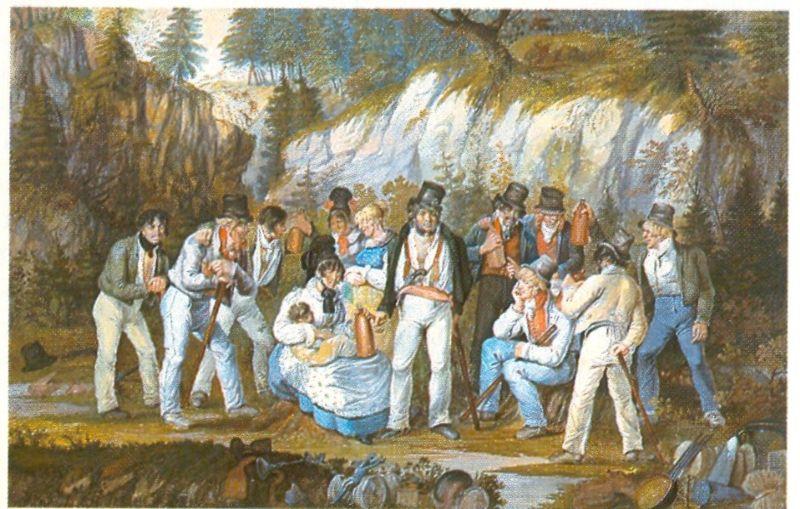 Johann Baptist Pflug - die Räuberbande des schwarzen Veri